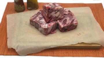 Обрезь постная говяжья