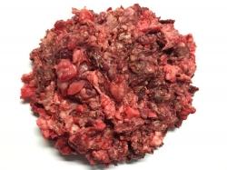 Фарш из субпродуктов говяжьих