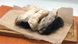 Сапоги скороходы (лапы кролика сушеные)