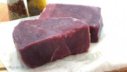 Мясо конины задняя часть б/к