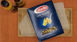 Макаронные изделия Barilla Pipe Rigate