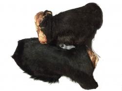 Уши не обработанные говяжьи