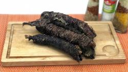 Бигуди (мясо пищевода)