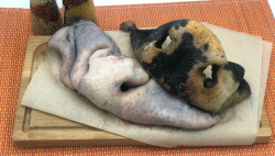 Губы носы обработанные говяжьи