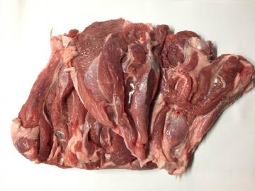Мясо голени индейки
