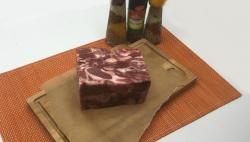 Обрезь баранья мясная