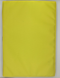 Лежак 35х50 желтый