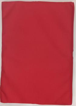 Лежак 35х50 красный