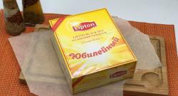Чай черный Lipton 100 пакетиков